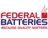 Federal Batteries